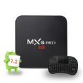 2019 ANDROID TV MXQ PRO MINI - Android 7.1 - 1G/8G - FREE AIRMOUSE WITH KEYBOARD AND FREE IPTV TRIAL