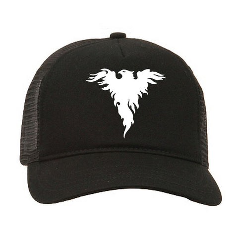 Gruntruck Black Trucker Hat