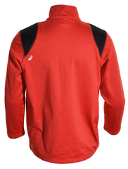 Asics Youth Quarter Zip Pullover Jacket