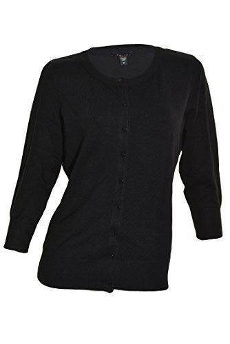 Cyrus Womens Full Button Cardigan,Sweaters,Cyrus - Discount Divas