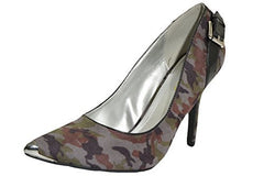 Camouflage Steel Stilleto High Heel Pump,Shoes,Shoe Republic LA - Discount Divas