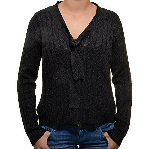 Elar Cableknit Luxurious Blend Sweater,Sweaters,Elar - Discount Divas