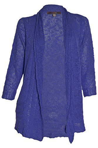 Fever Sheer Knit Open Cardigan,Sweaters,Fever - Discount Divas