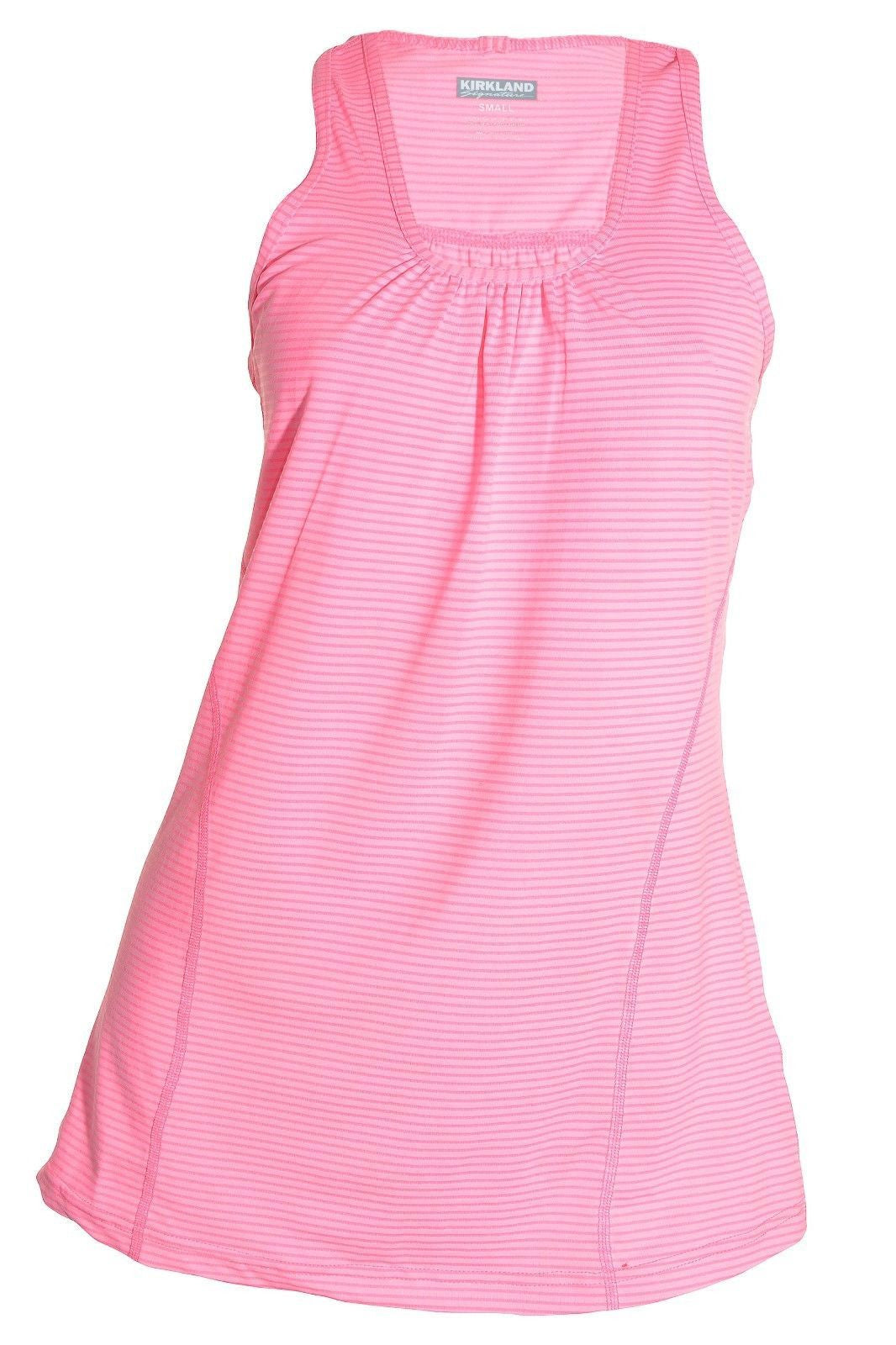 Kirkland  Womens Yoga Racer Back Tank Top