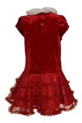 Jona Michelle Little Girls Annie Dress,Dress,Jona Michelle - Discount Divas