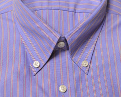 Mens Button Collar Non-Iron Dress Shirt,Shirts,Kirkland Signature - Discount Divas