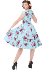 Royal Ballet Rose Swing Dress,Dress,H & R - Discount Divas