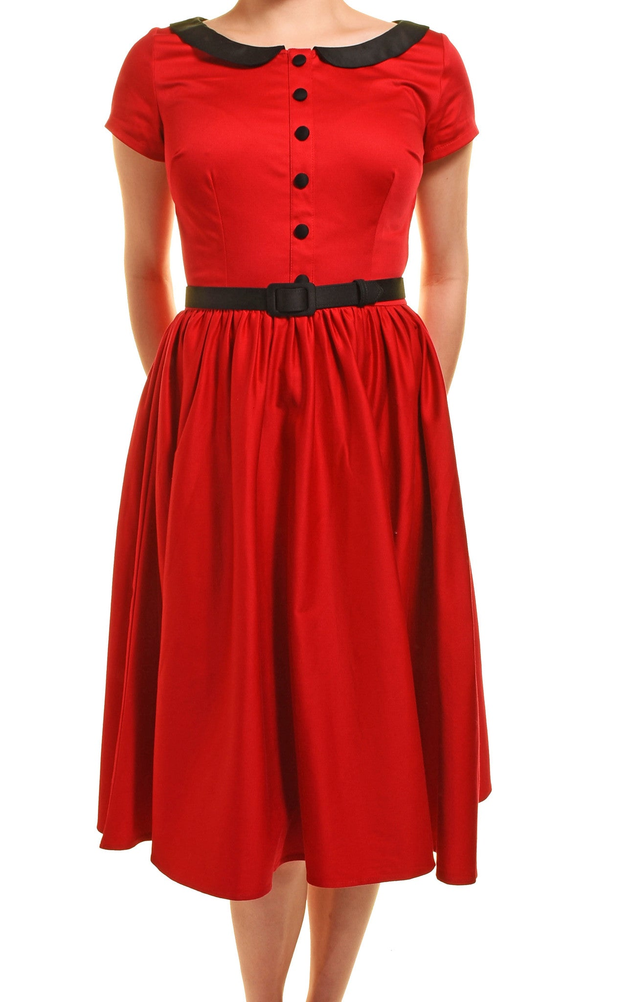 Pinup Couture Dee Dee Swing Dress