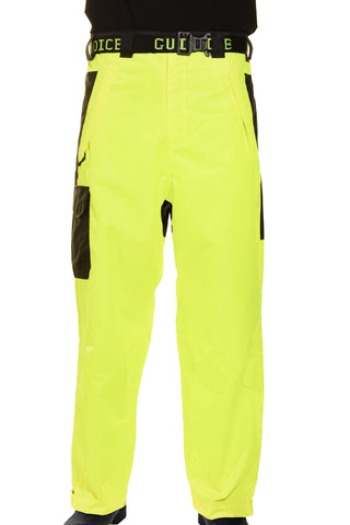 Guides Choice Mens Breathable Waterproof Seattle Storm Watch Pants - High Vis Yellow,Outerwear,Guides Choice - Discount Divas