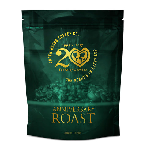 Limited Edition 20th Anniversary Roast