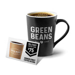 $75 MILITARY COFFEE CARD - $82.50 Value!