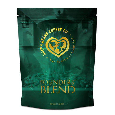 Green Beans Founders' Blend