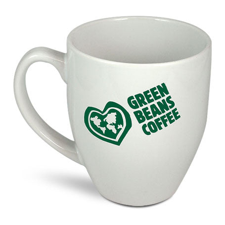 Green Beans Coffee Mug