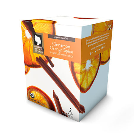 Organic Cinnamon Orange Spice Tea