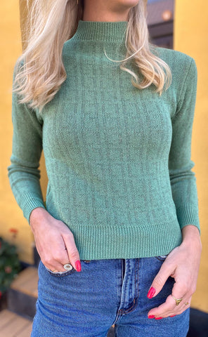 Mulieres Knit - Emma - Green