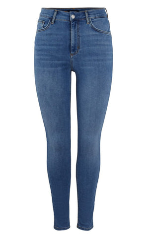PIECES Nora Jeans Skinny Fit-Mulieres.dk
