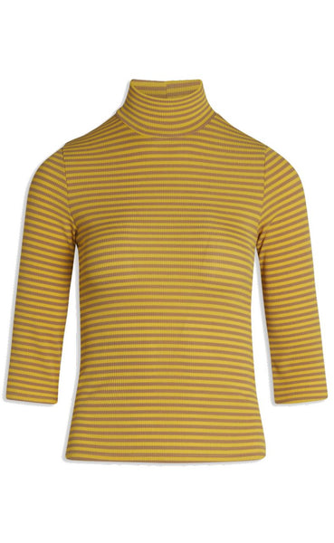 SISTERS POINT Cake Top - Mustard/Lion-Mulieres.dk