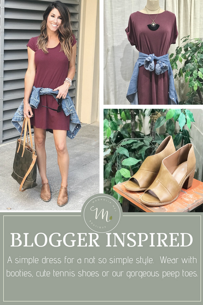 Blogger Inspired...you need this look!