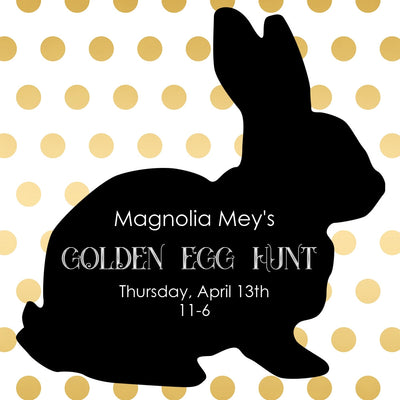 Easter Events at Magnolia Mey