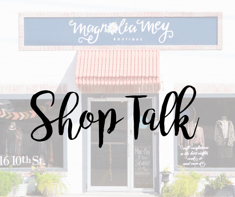 Magnolia Mey Shop Talk - Are you ready for some football...Super Bowl style??