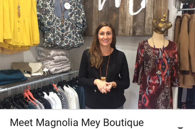 Magnolia Mey Boutique - Where it all began!!