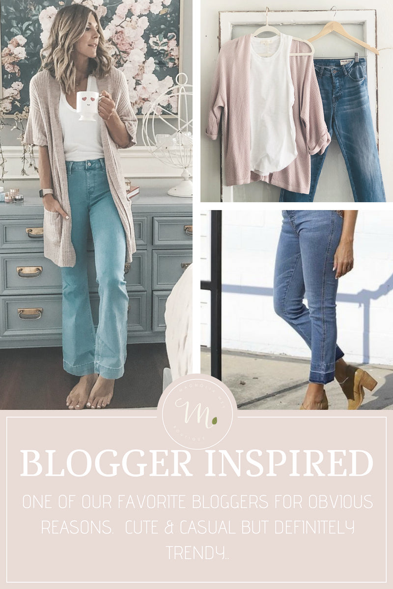 Blogger Inspired...get this great look now!