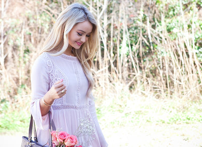 Will you be our Valentine?? Magnolia Mey's Presley has some tips for makeup and fashion this February!