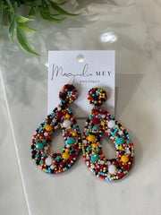 WEEKEND EARRING - CONFETTI