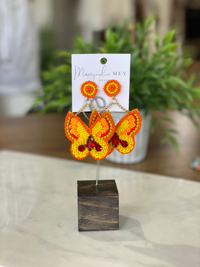 SUMMER BUTTERFLY EARRING