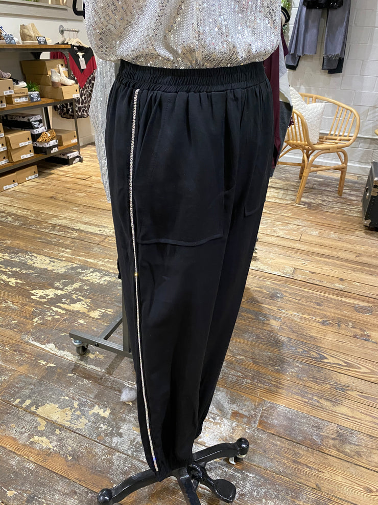 A-LIST BLING JOGGERS