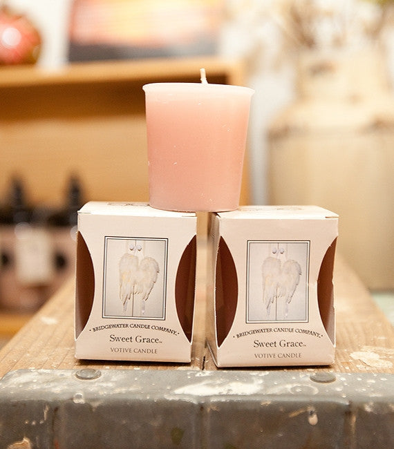 BRIDGEWATER VOTIVE - Magnolia Mey Boutique