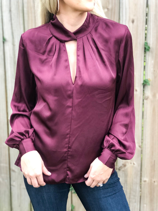 WOMAN OF WONDER BLOUSE