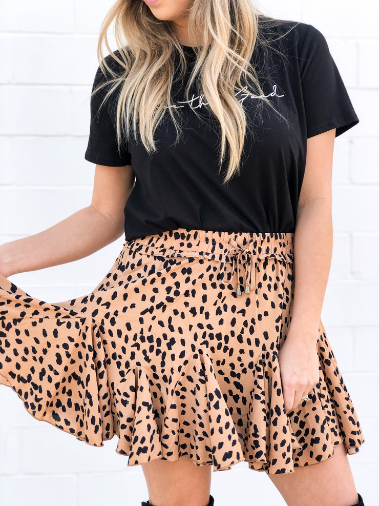 SCOUT SPOTTED SKIRT