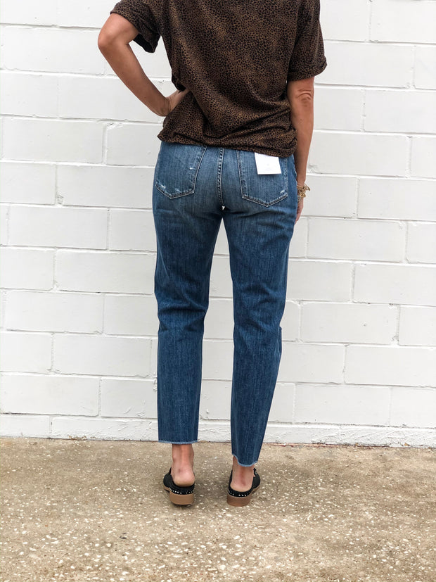MY TYPE DISTRESSED BOYFRIEND JEAN