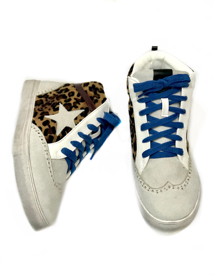 SUPERSTAR CHEETAH HIGHTOPS