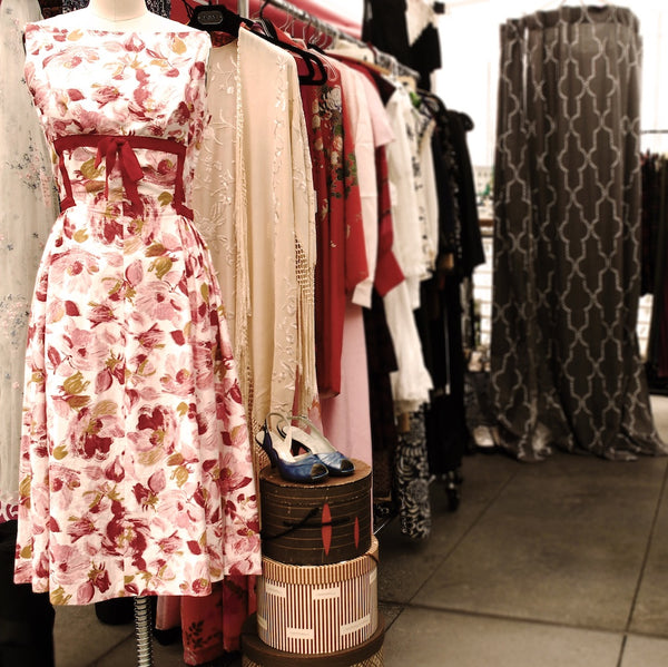The Vintage Net Pop Up Shop
