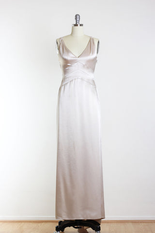 1930s Inspired Hollywood Starlet Gown