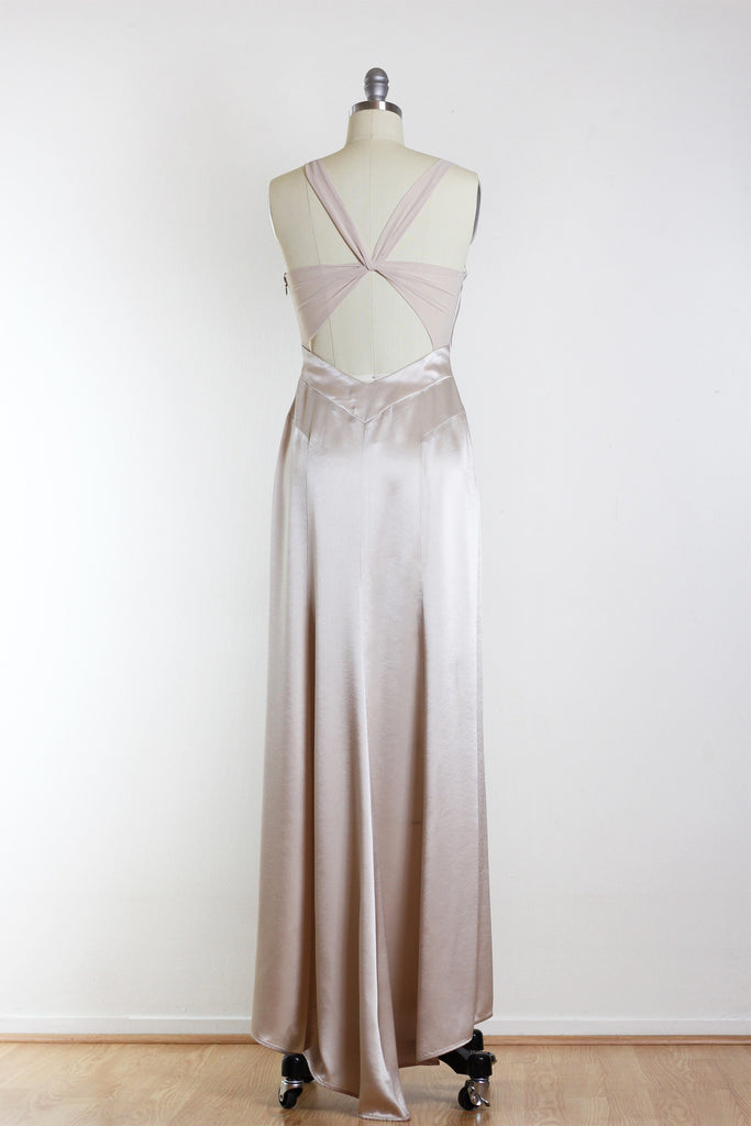 1930s Inspired Hollywood Starlet Gown – The Vintage Net