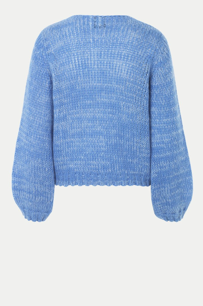 Dolly Wrap Knit Sweater