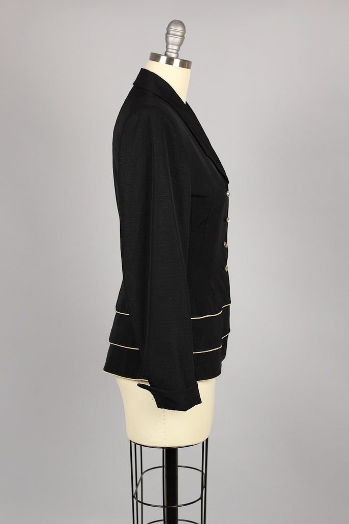 1940s Lilli Ann Jacket Made in France