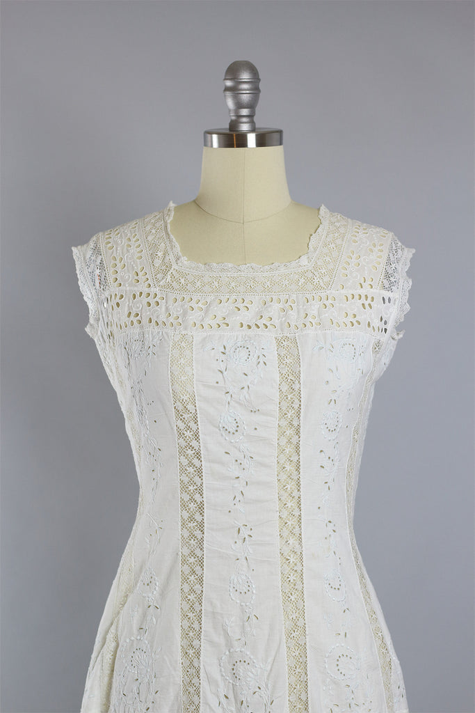 Lace Dreams Edwardian Wedding Dress