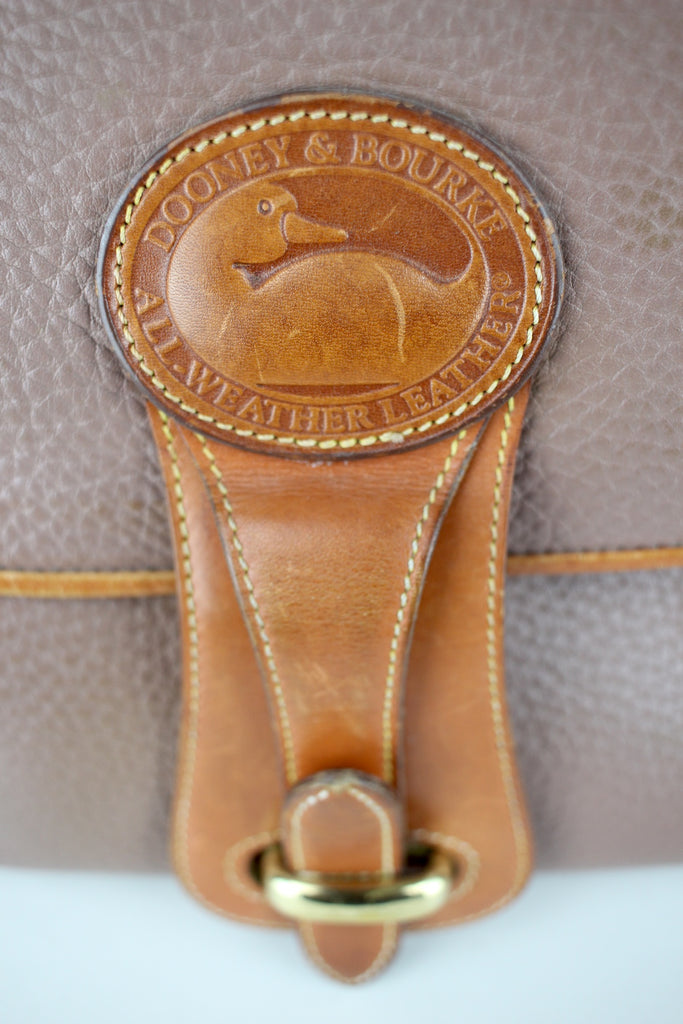 Vintage Dooney & Bourke Doctor's Bag