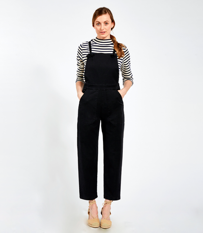 LOUP Black Knot Overalls