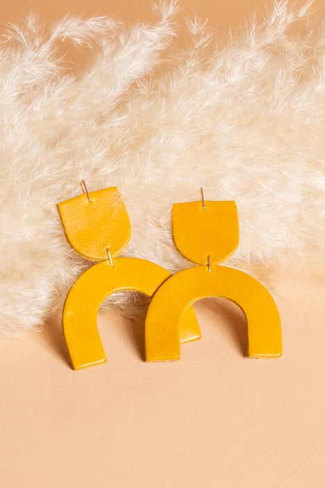 Dear Survivor Cozumel Earrings - Marigold