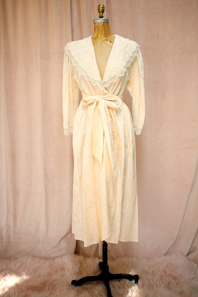 Cream Confection Robe
