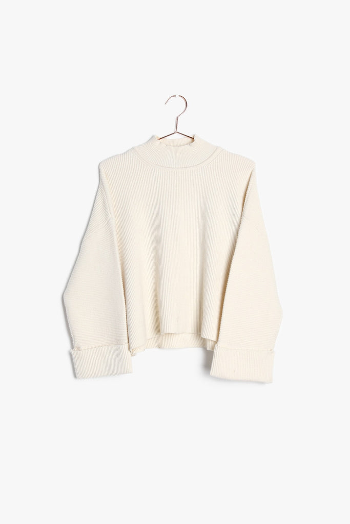 The Lima Sweater - Cream