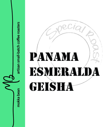 Panama Esmeralda Geisha Rainforest Alliance Certified