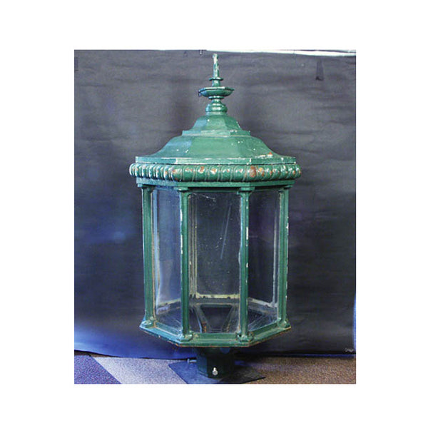 Large Cast Iron Outdoor Lantern