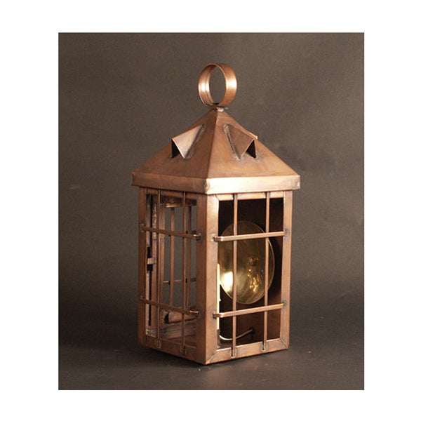 Reproduction - Small Copper Anchor Light