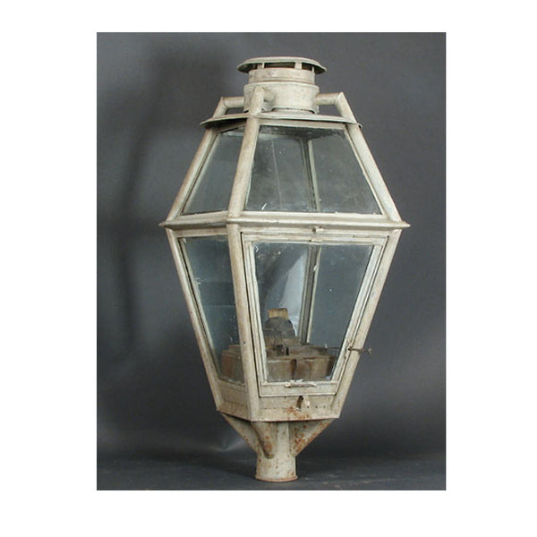 Early Kerosine Post Lantern